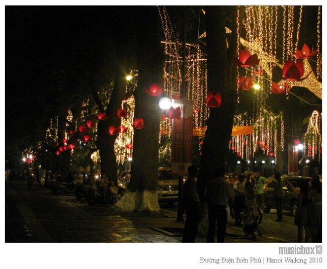 Hanoi Walking 2010