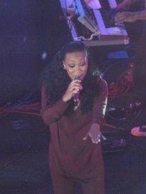 Monica - ca sĩ chính đến từ Mỹ