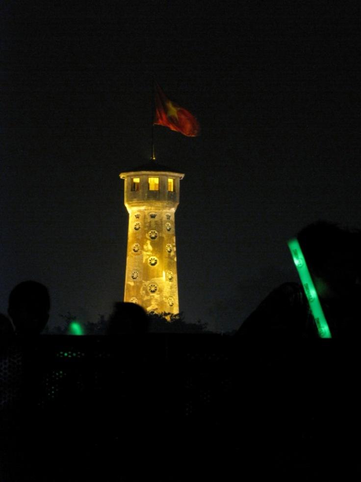 Cột cờ Hà Nội, Monsoon Music Festival 2016