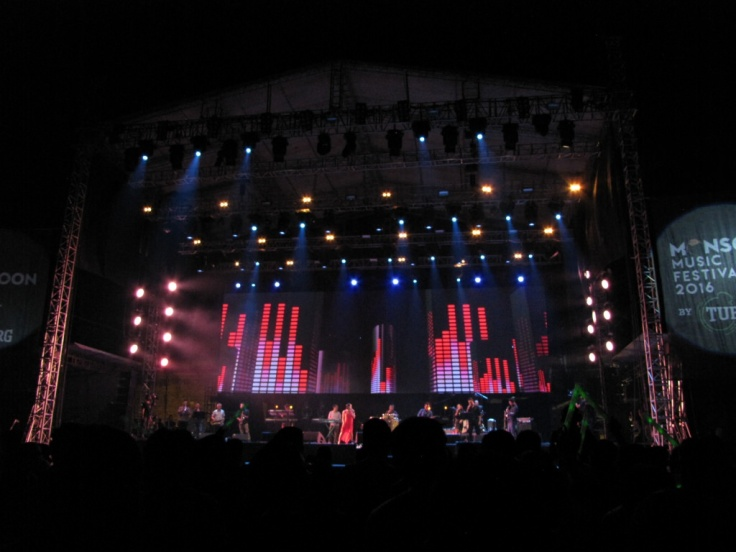 Mỹ Linh, Chat với Mozart 2, Monsoon Music Festival 2016