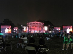 Quảng trường, Monsoon Music Festival 2016