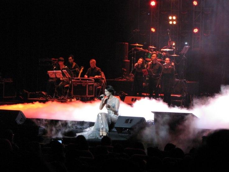Thu Phương, Café-in-Concert, Nâu nóng
