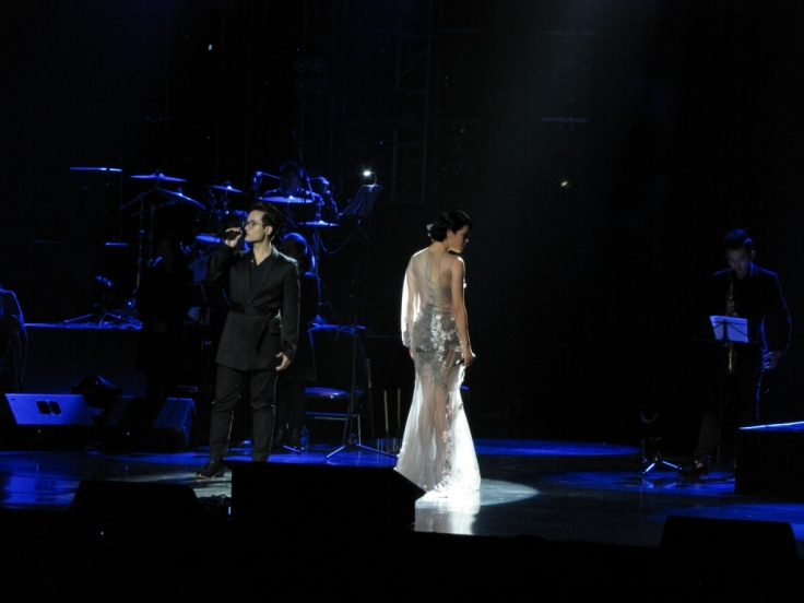 Thu Phương, Hà Anh Tuấn, Café-in-Concert, Nâu nóng