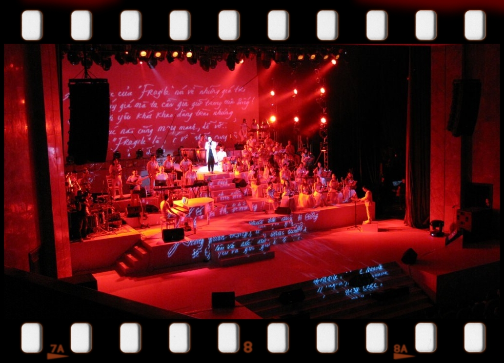 Fragile Concert của Hà Anh Tuấn