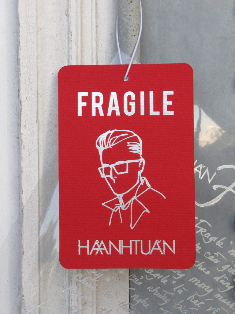 Ticket, Fragile Concert