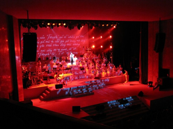 Fragile Concert