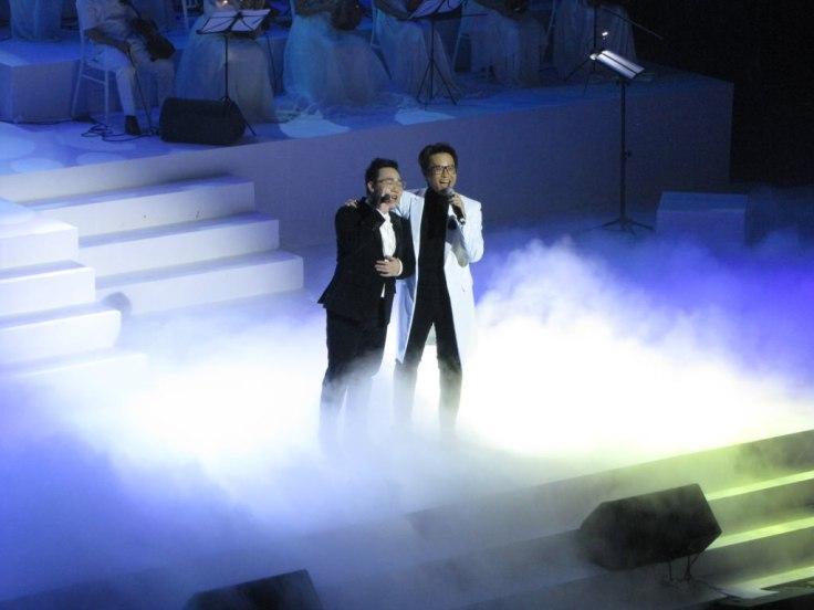 Trung Quân, Hà Anh Tuấn, Fragile Concert