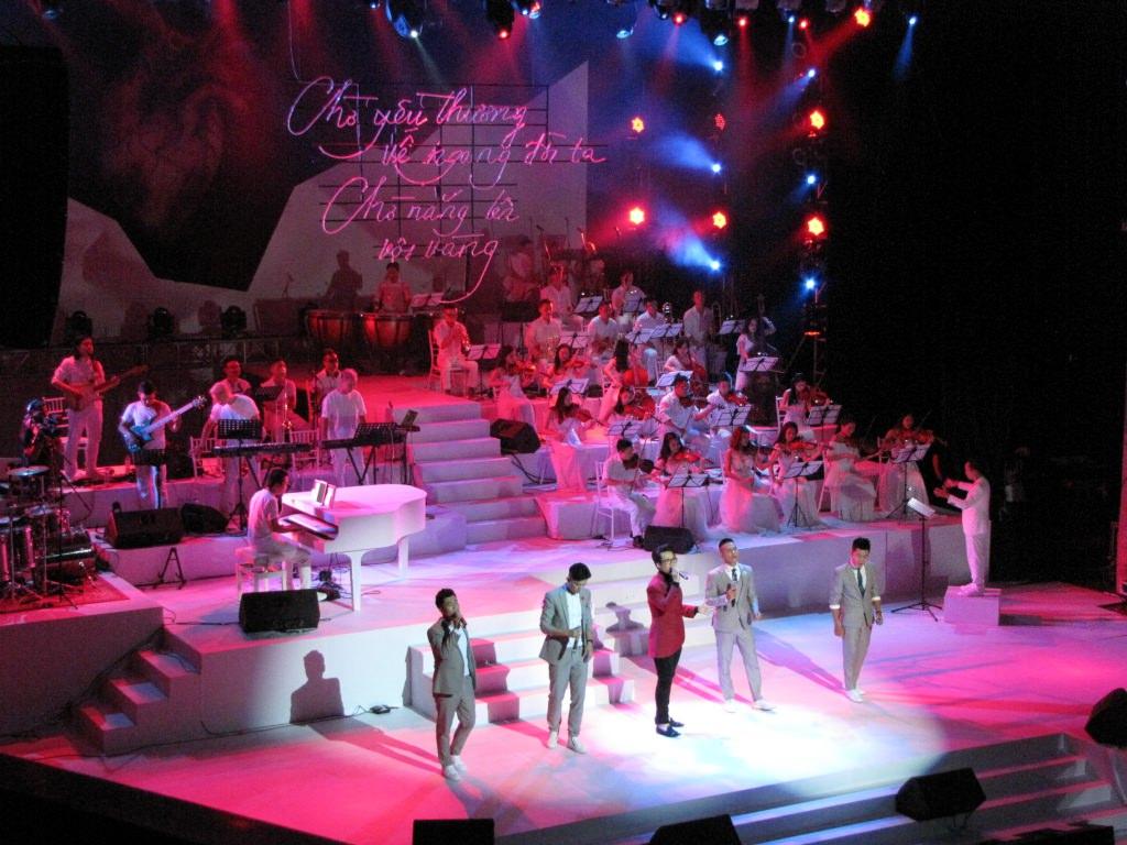 Oplus, Hà Anh Tuấn, Fragile Concert