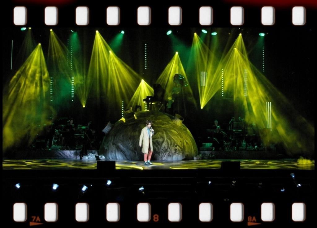 Concert Dear Hanoi của Vũ Cát Tường