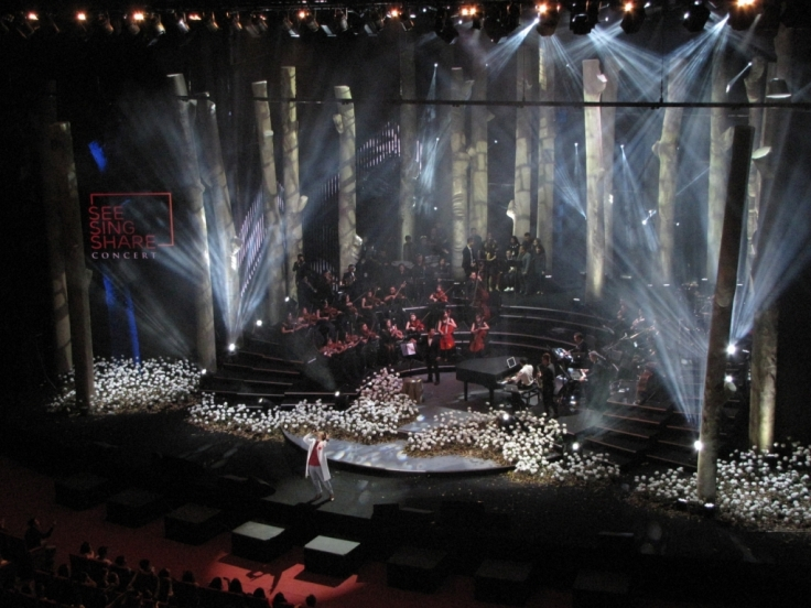 See Sing Share Concert, Romance, Hà Anh Tuấn