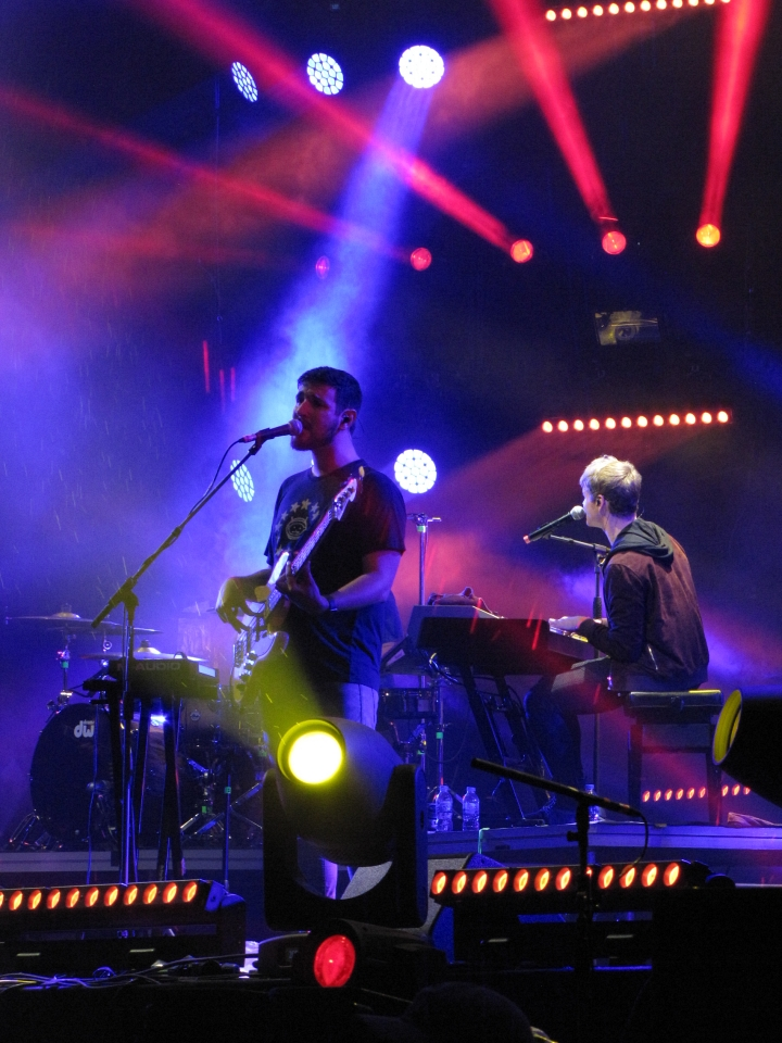 monsoon music festival 2019, Kodaline