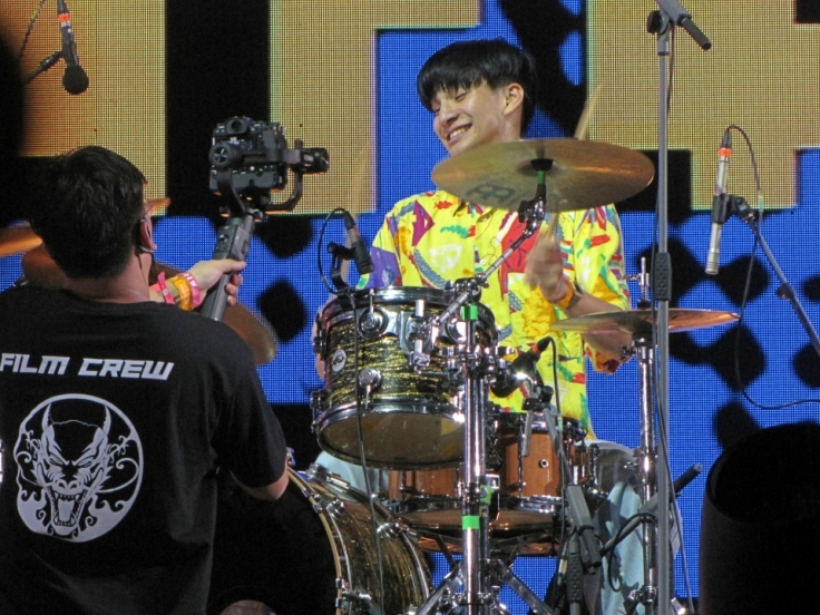 monsoon music festival 2019, Phum Viphurit