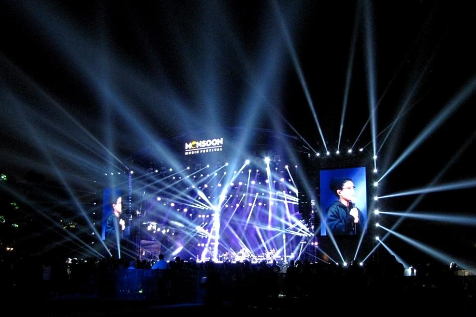 monsoon music festival 2019, Tiên Tiên