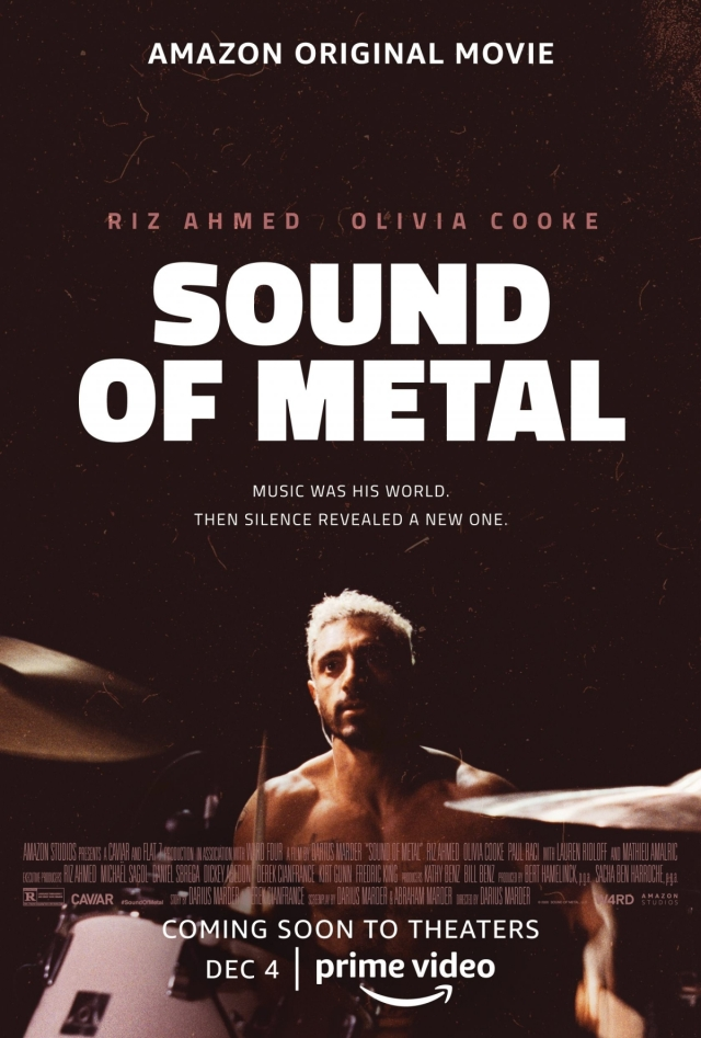 Poster phim Sound of Metal